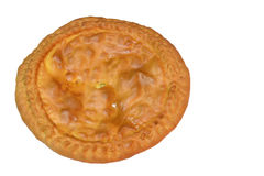 Adygei饼用乳酪 免版税库存图片