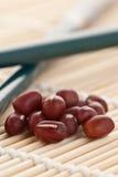 Adzuki beans Royalty Free Stock Photography
