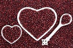 Adzuki Beans Stock Image