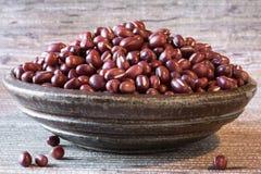 Adzuki Beans Royalty Free Stock Photo
