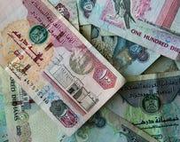 AED-Dirham Lizenzfreies Stockfoto