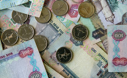 Aed-Dirhams Royaltyfria Bilder