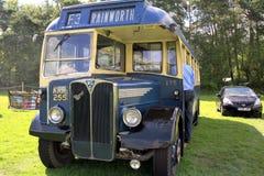 AEG豪华III公共汽车1949 库存图片