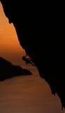 Aegealis - escalador Imagenes de archivo