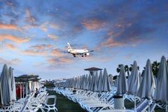 Aegean Airlines Stockfotografie