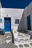 Aegean architecture Royalty Free Stock Photography