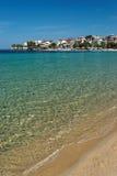 Aegean beach Royalty Free Stock Photography