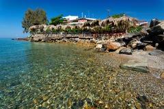 Aegean coast Stock Images