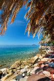 Aegean coast Royalty Free Stock Images
