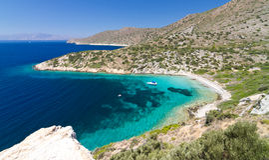 Aegean Coast. Of Datca, Turkey stock photography