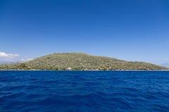 Aegean Coast Royalty Free Stock Image