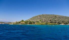 Aegean Coast Royalty Free Stock Photos