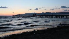 Aegean coast stock video