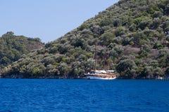Aegean Coast Royalty Free Stock Images