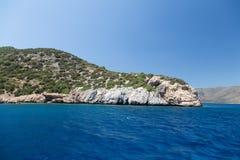 Aegean Coast Royalty Free Stock Photography