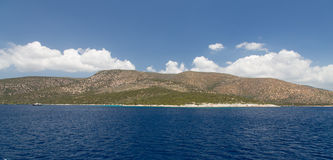 Aegean Coast of Turkey Stock Image