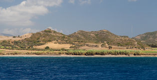 Aegean Coast of Turkey Stock Photography