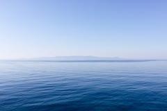 Aegean hav Royaltyfri Bild