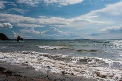 Aegean hav Royaltyfria Foton