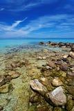 Aegean landscape Royalty Free Stock Image