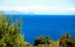 Aegean ocean Royalty Free Stock Image