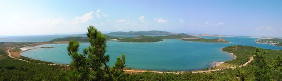 From the Aegean region of Turkey ayvalik photography Royalty Free Stock Photography