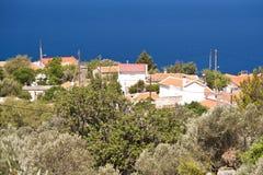 Aegean in Samos Royalty Free Stock Photo