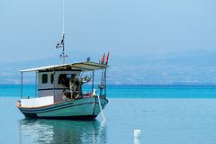 Aegean Sea Royalty Free Stock Photography