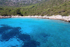 Aegean Sea. Aegean coast near Bodrum, Turkey Stock Photos