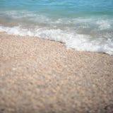 Aegean Sea background Stock Photo
