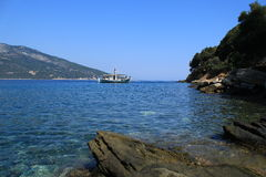 Aegean Sea Royalty Free Stock Images