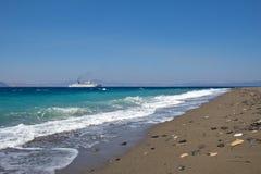 Aegean Sea Royalty Free Stock Photo