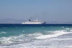 Aegean Sea Royalty Free Stock Photography