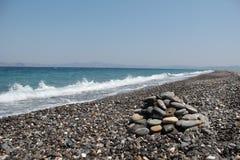 Aegean Sea Stock Image