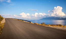 Aegean Sea landscape Stock Images