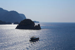 Aegean sea. Turkey. Marmaris Royalty Free Stock Photography