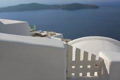 Aegian island Stock Images