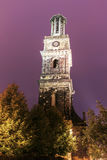 Aegidien church tower in Hanover Royalty Free Stock Images