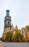 Aegidienkirche en Hannover, Alemania Imagenes de archivo