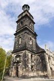 Aegidienkirche Hannover, Deutschland Stockbild