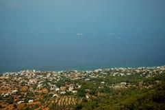 aegina海岛 库存照片