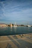 aegina海岛 库存图片