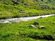 Aegina-Flusssteuerbares des Flusses Rhône Lizenzfreies Stockbild