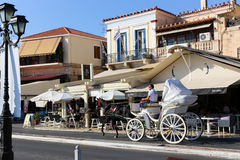 Aegina , Greece Stock Photo