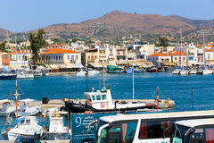Aegina, Griekenland Royalty-vrije Stock Foto's