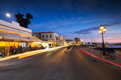 Aegina Insel Stockfotos