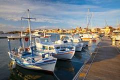 Aegina Insel Stockfotografie