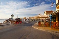 Aegina Insel Lizenzfreie Stockfotos