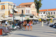 Aegina-Insel - Griechenland Lizenzfreie Stockfotos