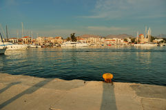 Aegina Island Stock Photography